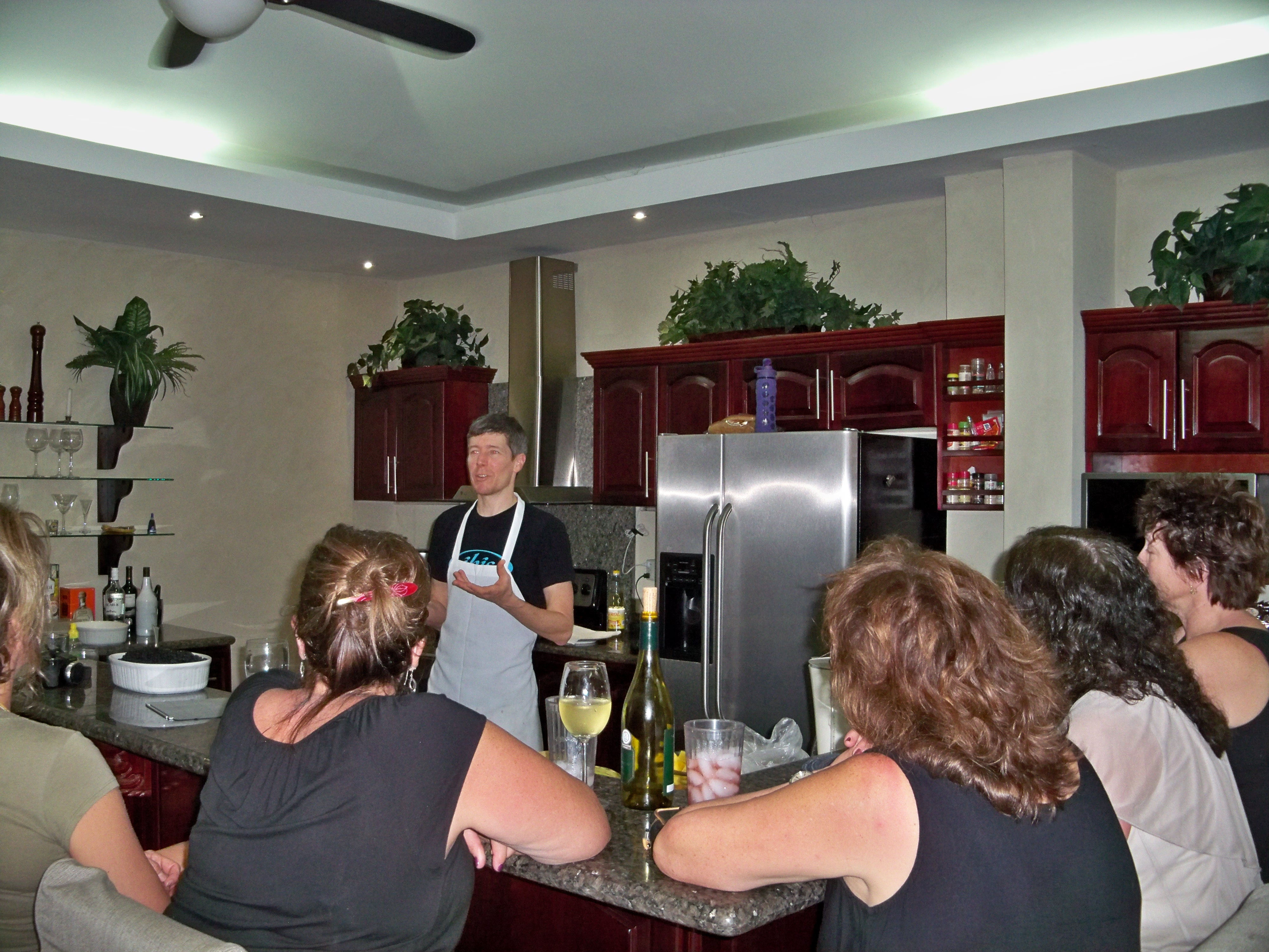Healthy Cooking Classes with Chef Eric